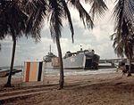 LST-1153 beached at Guantanamo Bay 1947.jpg