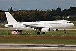 LY-VEQ Airbus A320-200 Avion Express DUS 2018-09-01 (2a) (43793853354).jpg