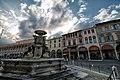 La Fontana Monumentale di Faenza e Piazza della Libertà.jpg