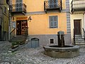 La Roya La Brigue Place Republique Fontaine Fee Capeline 08072015 - panoramio.jpg