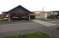 La Vèze, mairie - img 42568.jpg