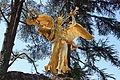 La Verpillière - Statue Monument aux Morts.JPG