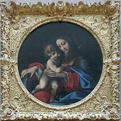 La Vierge et l'Enfant