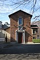 La chiesetta di San Giovannino alla Paglia, presso il fopponino di Milano; veduta verticale.jpg