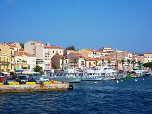 La Maddalena - La Maddalena Port.