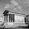 La maison Carrée, een Romeinse tempel gewijd aan zonen van Marcus Vipsanius Agri, Bestanddeelnr 254-0240.jpg