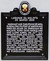 Labanan sa Malinta historical marker.jpg