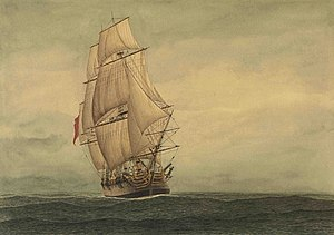 First Fleet - ''Lady Penrhyn''