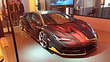 Lamborghini Centenario Wikipedia
