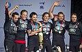 Land Rover BAR team, July 24th 2016, America's Cup World Series.jpg