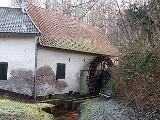 Landgraaf - Watermill at Strijthagen castle