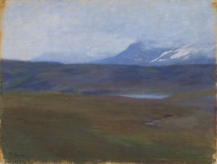 Landscape from Åre