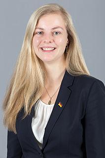 Wiebke Muhsal German politician