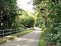 Lane to Northfield and Poplars Farm at Holdingham - geograph.org.uk - 952630.jpg