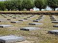 Langemark flat grave markers.jpg