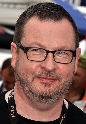 Lars von Trier - Trier at the 2011 Cannes Film Festival