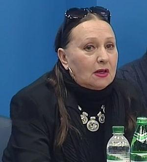 Larisa Kadochnikova - Larisa Kadochnikova in 2014