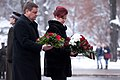 Latviju oficiālā vizītē apmeklē jaunievēlētais Lietuvas Seima priekšsēdētājs (8265821683).jpg