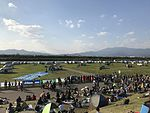 Launch area of the 22nd FAI World Hot Air Balloon Championship 2.jpg