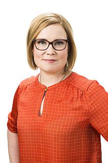 Laura Räty Finnish politician