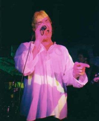 John Lawton (musician) - Lawton performing in December 2001