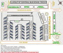 Central Bus Station Tiruchirappalli Wikipedia