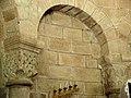 Le Bourg - Eglise - Chapiteaux de l'abside.JPG