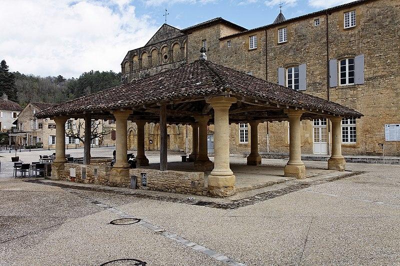Le Buisson-de-Cadouin - Halle de Cadouin - PA00082421 - 004.jpg