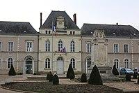 Le Lion-d'Angers - Hôtel de ville 01.JPG