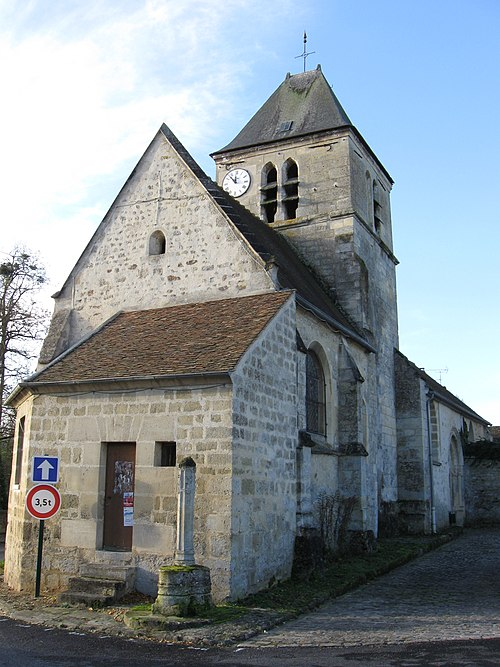 Photo - Eglise Sainte-Marie-Madeleine