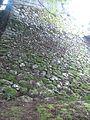 Le Temple Bouddhiste Kyôto-Taishakuten - Le mur de pierre.jpg