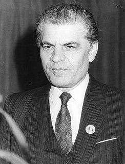 Dumitru Mazilu Romanian politician