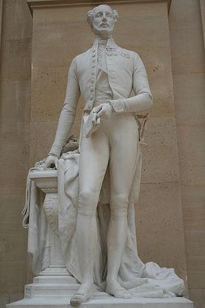 Jean-Louis Jaley - Portrait du duc d'Orléans