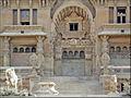 Le palais hindou du baron Empaim (Heliopolis, Le Caire) (6933684634).jpg
