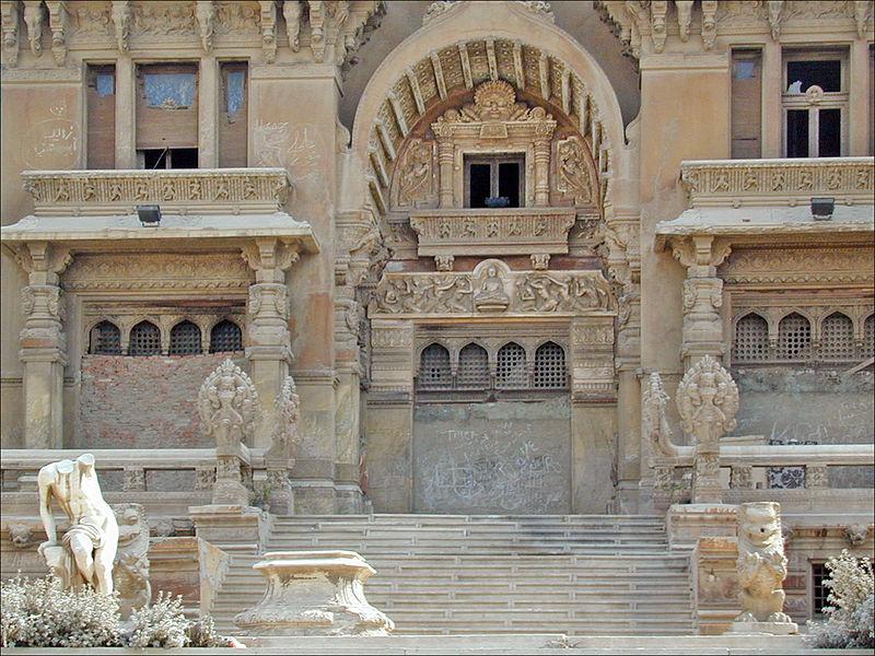 800px Le palais hindou du baron Empaim %28Heliopolis%2C Le Caire%29 %286933684634%29