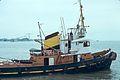 Le remorqueur ''Cauderan'' au port de La Pallice.jpg