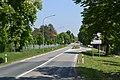 Lednice (okres Břeclav) - ul. Valtická, příjezd od Valtic obr1.jpg