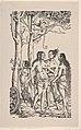Left Side of Hottentots with Herd, from Set of Exotic Races, in Holzschnitte alter Meister gedruckt von den Originalstöcken der Sammlung Derschau im besitz des Staatlichen Kupferstich-kabinetts zu Berlin MET DP834171.jpg