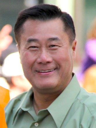 2011 San Francisco mayoral election - Image: Leland Yee (1)