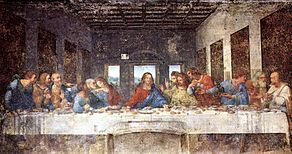 Leonarda da vinci, last supper 02.jpg