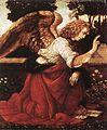 Leonardo da Vinci - Annunciation (detail) - WGA12690.jpg