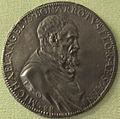 Leone leoni, med. di michelangelo buonarroti, 1561.JPG