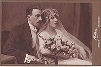 Leopold Adler - Portret de nunta.jpg
