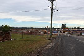 Leppington Railway Station Construction 1.jpg