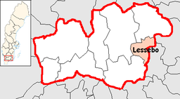 Lessebo Municipality in Kronoberg County.png
