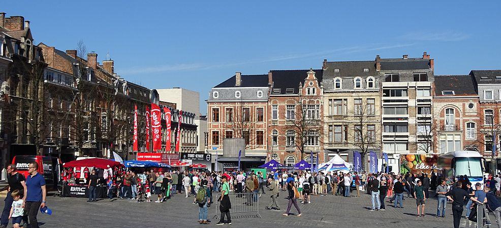 Leuven - Brabantse Pijl, 15 april 2015, vertrek (A01).JPG