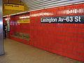 Lex-63rd Subway Station by David Shankbone.jpg