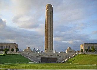 Harold Van Buren Magonigle - Liberty Memorial, Kansas City, Missouri
