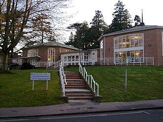 Haywards Heath - The library in Haywards Heath