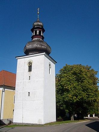Licibořice - St. Michael Archangel Church
